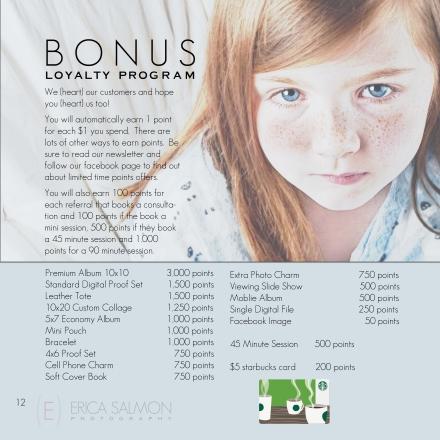 12 Bonus