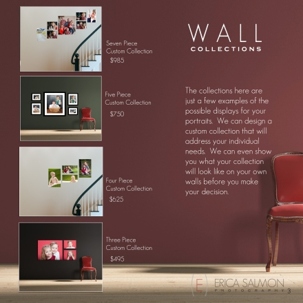 3 Wall Collections