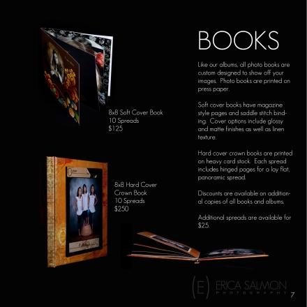 7 Books